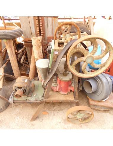 Máquina antigua
